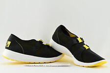 Nike Air Sock Racer OG - SIZE 9.5 - NEW - 875837-001 Black Tour Yellow White