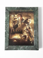 The Hobbit: The Desolation of Smaug Extended Edition Blu-Ray 3-Disc Set Like New