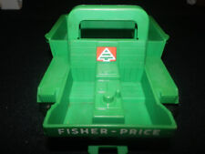 Vintage 1976 Fisher Price Adventure Wilderness Patrol Ranger #307 Ranger Truck