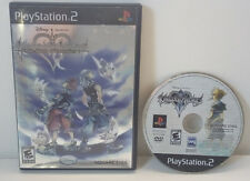 Kingdom Hearts Re: Chain of Memories (Sony PlayStation 2, 2008)-BONUS-KH 2 disc!