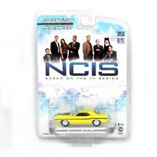 """Greenlight Hollywood Series: Gibbs' Dodge Challenger """"NCIS"""" 1/64 Scale"""