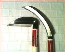 Japanese Garden 160mm Sickle Hand Saw + 100mm Sickle Knife + Folding Saw