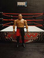 SAMOA JOE WWE Mattel action figure BASIC NXT SMACKDOWN kid toy PLAY Wrestling