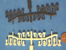 Nr.656 Bodo Hennig Schach Figuren 1:10 Puppenhaus Puppenmöbel Puppenstubenmöbel