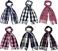 Bufandas y pañuelos de mujer de color principal multicolor de poliéster