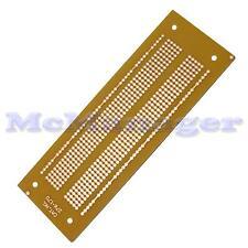 Pre Drilled Copper Prototype PCB Strip board/ Printed Circuit Board 152x52mm