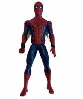 "2017 Hasbro Spider-Man Homecoming Eye FX Electronic Talking 12"" Action Figure"