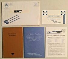 Vintage Unused AT & T Books NOS -- 2605