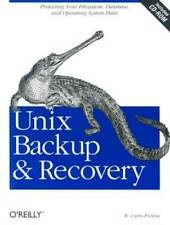 Unix Backup and Recovery - Paperback By Preston, W. Curtis - Good