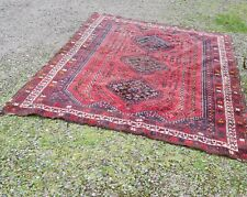 More details for 6'x8' large antique persian rug