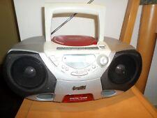 RADIO STEREO CD CASSETTE COCA COLA ANNI '90