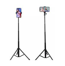 5-in1 Adjustable Tripod for Smartphones, Digital and DSLR cameras