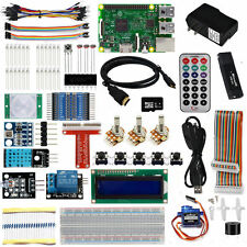 Primary Raspberry Pi 3 Full Starter Kit 26 items for DIY Projects