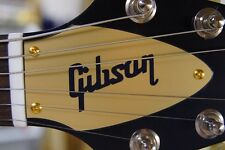 FLYING V TRUSS ROD COVER name plate for Gibson guitar (Gold)