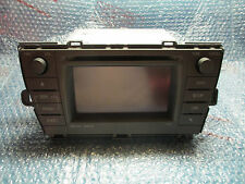 2012 2013 2014 Toyota Prius CD RECEIVER Radio HD XM, NAVIGATION GPS OEM