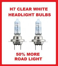 RENAULT LAGUNA 04> H7 XENON HEADLIGHT BULBS (PAIR)