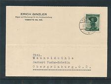 Geschäfts-Postkarte 1953 aus Ybbsitz, Sägen und Werkzeuge   23/3/15