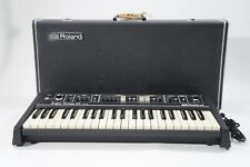 Roland RS-09 Organ / Strings 09 Vintage Analog Synthsizer w/ Hard Case RS09