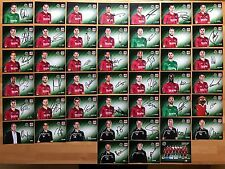 45 AK Hannover 96 Autogrammkarten 2014-15 original signiert