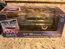 ERTL American Muscle Happy Days 1949 Mercury Stock