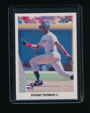 FRANK THOMAS 1990 LEAF #300 RC *CHICAGO WHITE SOX* D