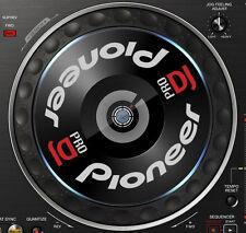 PIONEER PRO DDJ-RZX (DDJ RZX) JOG / SLIPMAT GRAPHICS / STICKERS - CDJ DDJ DJM