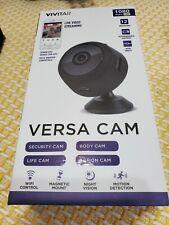 New Vivitar Versa Cam 1080hd