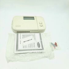 Carrier Programmable Thermostat TSTATCCPCM01-B Electric Digital New Old Stock