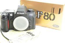 Nikon f80 35mm reflex, solo body
