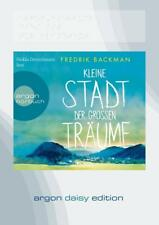 Kleine Stadt der großen Träume (DAISY Edition) von Fredrik Backman (2018)