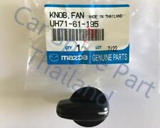 Genuine Heater A/C Heater Fan Switch Control Knob Ford  Courier PE PG PH Pickup