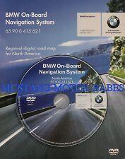 2004 - 2008 BMW E65 E66 745i 750i 750Li 760i 760Li Satellite Navigation DVD Map