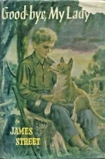 Good-Bye, My Lady Basenji Dog Story Book James Street Hardcover Dust Jacket
