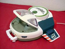 NICE Toy Story Buzz Lightyear CD Player Spaceship Boombox Lights & Sound WORKS