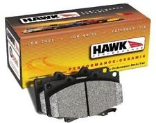 Genesis Coupe - Track NONBrembo HAWK Ceramic Brake Pads