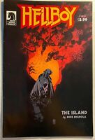 HELLBOY: THE ISLAND 2 / English / 7.0 VERY FINE / DARK HORSE Comics 2005