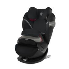 Car seat Cybex Pallas S-Fix Deep Black