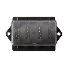 Botier Boite Porte a Fusible Enfichable 12V 4 Places pour Voiture Auto Z5X6