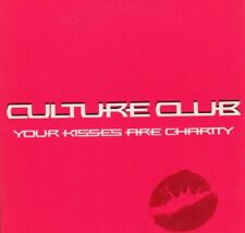 Culture Club(Promo CD Single)Your Kisses Are Charity-Virgin-1999-New