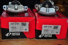 2 étriers frein QUINTON HAZELL RXF2167/2168 renault