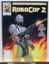 August 1990 ROBOCOP 2 Comic Book Adaptation Vol 1, #1