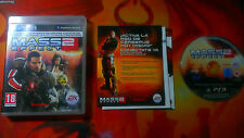 MASS EFFECT 2 PLAYSTATION 3 PS3 ENVÍO 24/48H