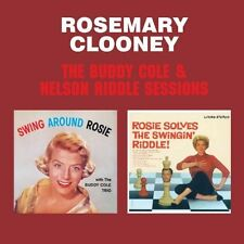 Rosemary Clooney The Buddy Cole & Nelson Riddle Sessions (Phoenix Records 2012)