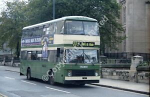 Nottingham City Transport 398 A398CRA bus photo/magnet /keyring/mousemat