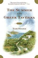 NEW The Summer of My Greek Taverna: A Memoir by Tom Stone