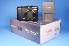 Canon PowerShot G9 12.1MP Digital Camera 6x Optical IS Zoom
