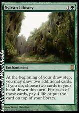 Sylvan Library // foil // nm // Commander's arsenal // Engl. // Magic Gathering