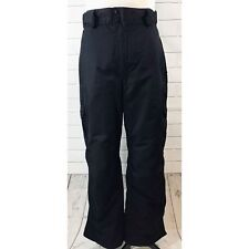 COLUMBIA SNOW SKI PANTS SKIING CHILIWACK PANT TROUSERS 2XL XXL BLACK WATERPROOF