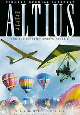 Altius On Air Extreme Sports Volume 3 (DVD, 1999) - Disc Only