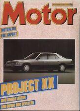 October Motor Sports Magazines